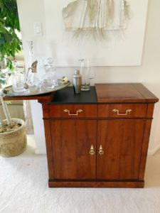 Bar, Serving Cart